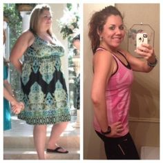 Dancing Toward My Dream Weight!  Read her inspirational transformation story and meal prep tips. Motivational before and after fitness success stories from men and women who hit their weight loss goals with training and dedication. | TheWeighWeWere.com