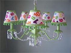 44 Best Kids Chandeliers images | Chandelier Shades, Kids chandelier ...