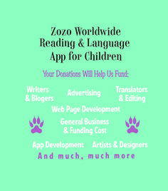What can you do to help? Pick a Perk! http://igg.me/at/zozoapp/x/7273704