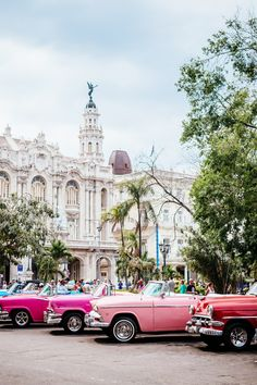 Prediction: Havana Is the New Tulum—Here's Why via @MyDomaine