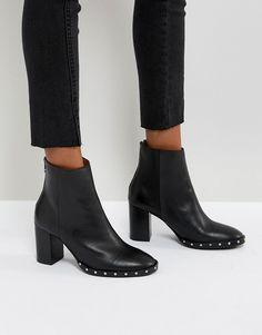 721d1701b74e AllSaints Studded Ankle Boots Allsaints Shoes