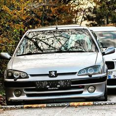 Peugeot 106 GTI Silver Peugeot 106, 3008 Peugeot, Pug Life, Corvette, Cars And Motorcycles, Pugs, Poster, Vehicles, Instagram Posts