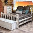 Montana Classic Spindle Log Bed