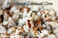DIY Homemade Microwave Popcorn from Beauty and Bedlam