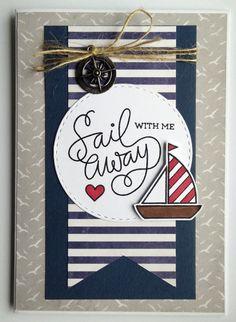 SSS Card Kit July 2015 Sail away
