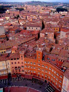 Siena, Siena province, Tuscany region. Italy