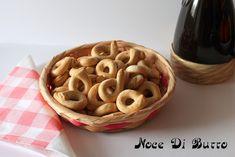 Tarali alla cipolla, ricetta Noce Di Burro