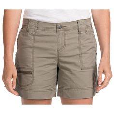 Woolrich Canoe Creek Hiking Shorts - UPF Stretch Cotton (For Women) Hiking Shorts, Canoe, Bermuda Shorts, Casual Shorts, Drawing Models, Celebrities, Cotton, Clothes, Fashion