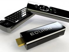 The Equiso is a dongle that turns your TV into an Android device
