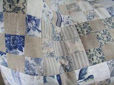 Mias Landliv: Linen and toile