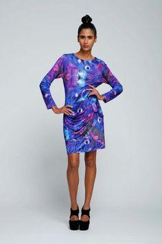 Starling Dress  #TrampInDisguise #Birdsofpray trampindisguise.com