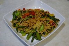vegetable and noodle recipe (5 points plus) weight watchers
