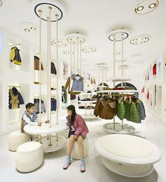Nickie Shop By Sako Architects in Lishui