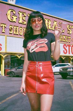 70s Inspired Fashion, 70s Fashion, Fashion Week, Look Fashion, Vintage Fashion, Fashion Outfits, Fashion Pics, Look 80s, Look Retro