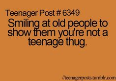 teenager post #6349