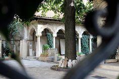 Stavropoleos Monastery Gate
