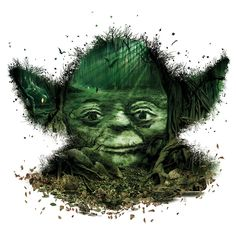 Yoda © 2013 Lucasfilm Ltd. LLC & TM. All rights reserved. Used under authorization.