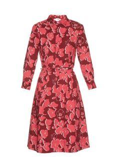 Oscar De La Renta stretch-cotton dress