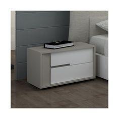 Creative Furniture Solo 2 Drawer Nightstand