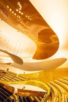 Explore Jean Nouvel's breathtaking new concert hall.