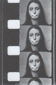 Ewa Partum; Tautological Cinema, 1973-1974