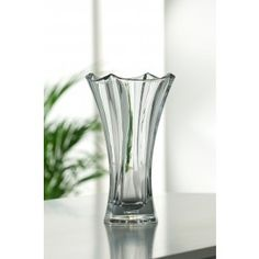 """Galway Crystal - Dune 12"""" Wasted Vase Was €79.95       Now €39.95  #crystal #glass #vase"""