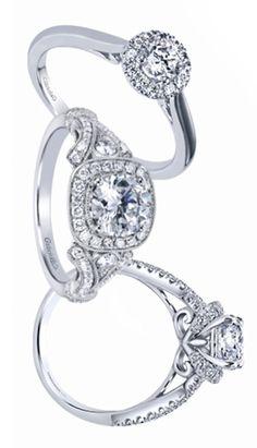 Beautiful Wedding / Engagement Rings