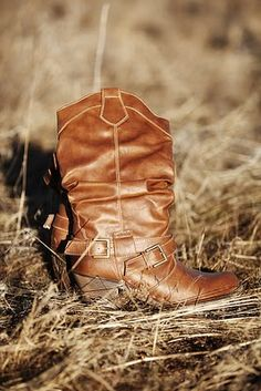 Cowboy boots! Love!