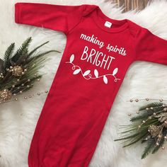 Christmas Gown - Making Spirits Bright – Gentry California