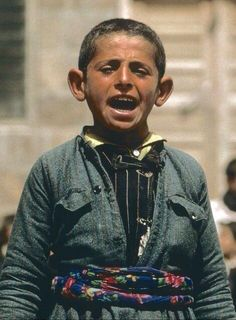 Bashuri Kurdistan in 1965.