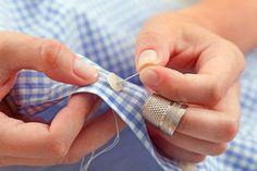 Hand Stitching Basics