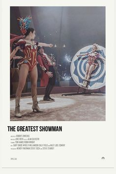 Hugh Jackman and Natasha Liu Bordizzo in The Greatest Showman Iconic Movie Posters, Iconic Movies, Film Posters, Great Movies, Circus Aesthetic, Aesthetic Movies, The Greatest Showman, Circus Vintage, Vintage Circus Performers