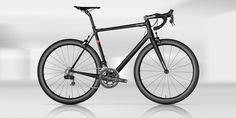 Cervelo Rca 1. Only $10,000 for the frame/fork  Makes me want to rob a bank to get one.