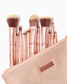 BH Cosmetics Metal Rose Brush Set   Charming Charlie