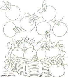 Semaninha de frutas