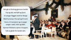 Anniversary song - Jubileumssangen 1814 -2014, Norway