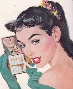 Monday Marvel #19: Feel Pampered and Pretty at Lucy and the Powder Room