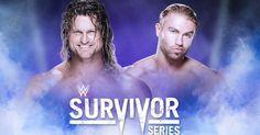 Survivor Series match preview for Dolph Ziggler vs. Tyler Breeze.