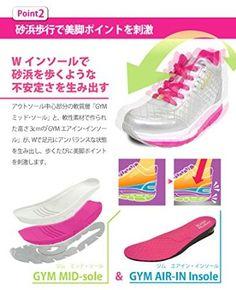 Amazon.co.jp:KateRuber ケイトルーバー レッグジム ネイビー×ピンク M:ドラッグストア