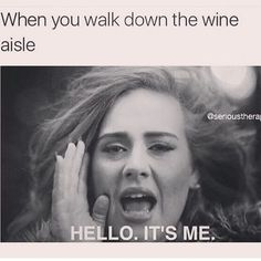 Wine and motherhood go together like . . . well, like wine and motherhood. Look, there's a reason why wine and whine sound exactly the same, OK? And if you're ever looking for a community, all you need to do is share some wine memes on social media t… #socialmediamemes
