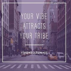 "All things @wellsummit will fill My Instagram Stories this weekend. If you want behind the scenes VIP spotlights and see what's going on...keep checking in.  Now time for a power nap before I touch down. ""Your vibe attracts your tribe."" #thewellsummit"