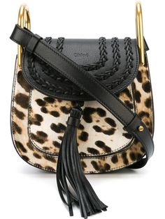 8966bdbd67b2 Shop Chloé  Hudson  leopard shoulder bag in Vitkac from the world s best  independent boutiques