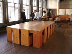 Donald Judd's SOHO studio åbnes for offentligheden - Rumid