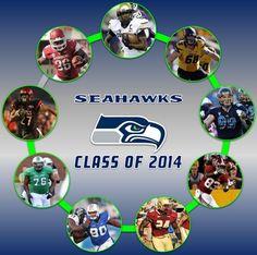 Seahawks Class of 2014