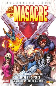 Las Minis de Masacre. 100% Marvel;#5