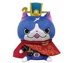 New! Yokai Watch Fuyunyan Sangokushi Plush Doll Stuffed Bandai Japan Limited F/S #Bandai