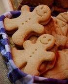 Galletas de jengibre, típicas de la Navidad - Gaetan Lee