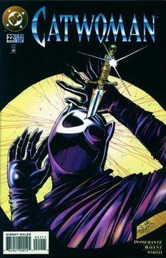 Catwoman Vol 2 #22