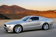 Iacocca 45th Anniversary Edition Ford Mustang