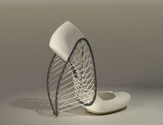 3ders.org - 3D Printed fashions: Layer By Layer at Fashion Space Gallery, London   3D Printer News & 3D Printing News